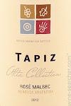 Tapiz Alta Collection Rose Malbec