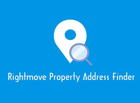 Rightmove Property Address Finder