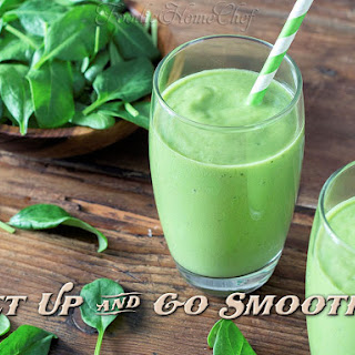 Get Up and Go Smoothie.