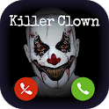 Video Call from Killer Clown - Simulated Calls icon