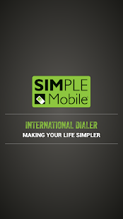 Simple Mobile International- screenshot thumbnail