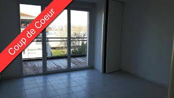 Appartement 2 pièces 44,96 m2