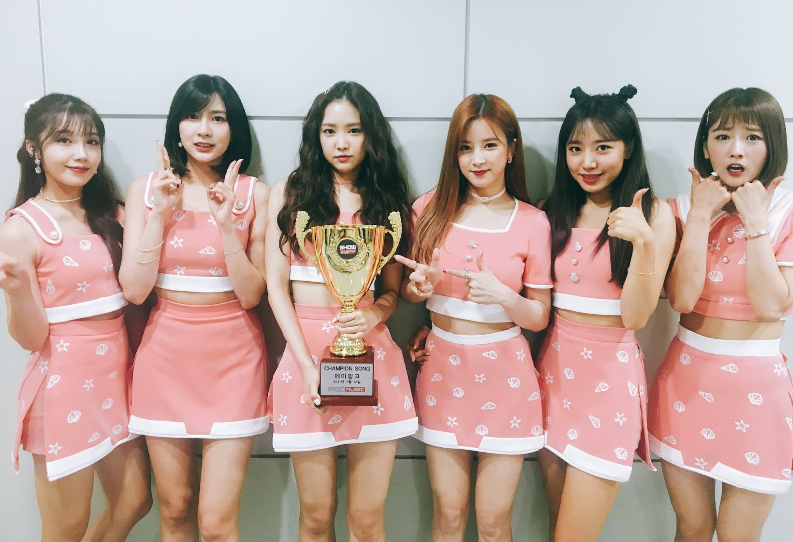 apink win
