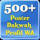500+ Poster Dakwah Profil WA Update Terkini