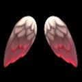 赤い魔法つかいの羽