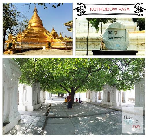 Kuthodow Paya Mandalay
