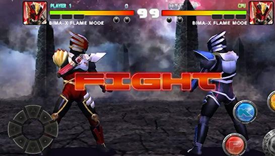 Tips Bima-X Heroes Satria Garuda - náhled