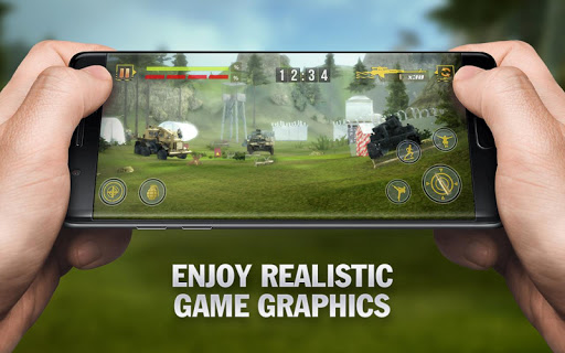 Fort Squad Battleground - Survival Shooting Games apkpoly screenshots 3