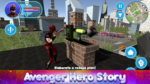 Avenger Hero Story  screenshots 2