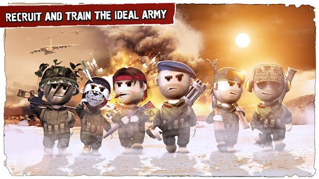Pocket Troops- screenshot thumbnail