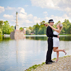 Wedding photographer Dmitriy Natalya (dimanatasha). Photo of 03.02.2013