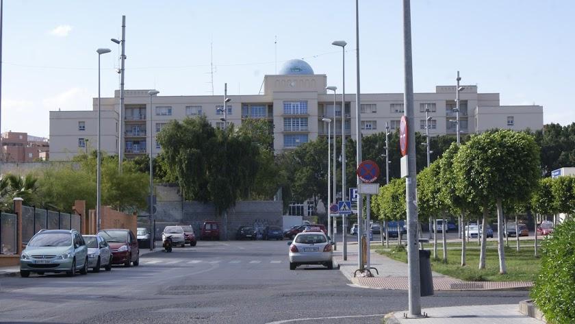El punto de entrega rápida de Almería está en la Bola Azul.