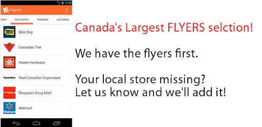 Canada's most popular flyers app with the most flyers, weekly ads & deals!