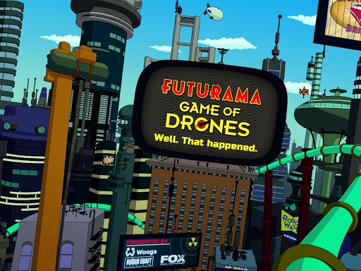 Futurama: Game of Drones screenshot 10