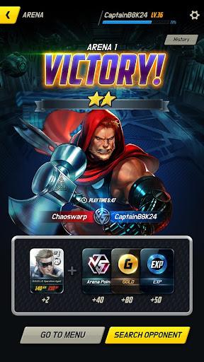MARVEL Battle Lines 2.23.0 screenshots 6