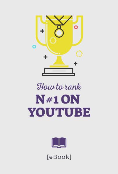 EBOOK how to rank n1 on youtube