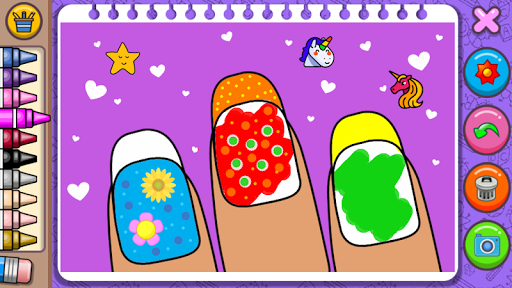 Princess Coloring Book & Games screenshots 3