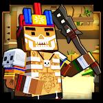 ZIC: Zombies in City — Island survival & Pixel Gun Icon