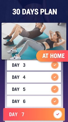 Fat Burning Workouts - Lose Weight Home Workout 1.0.10 Screenshots 11