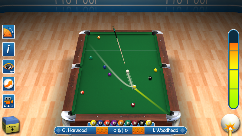Pro Pool 2018 Screenshot 15