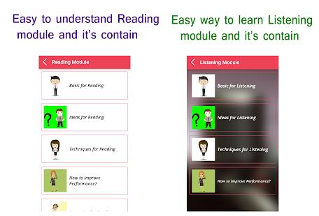 IELTS Tutor - Module, Tips, Ideas, Vocabulary - náhled