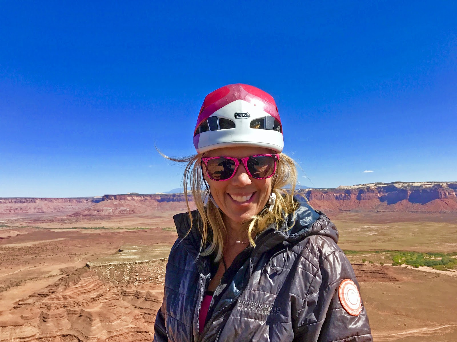 Mountain guides Mia Tucholke