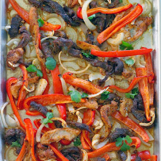 Steak Fajita With Rice Recipes