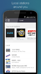 RadioDeck Your Internet Radio- screenshot thumbnail