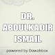 Dr AbdulKadir Ismail Dawahbox for PC-Windows 7,8,10 and Mac 3.0.1