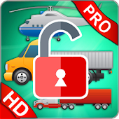 Vehicles and Cars for Kids PRO