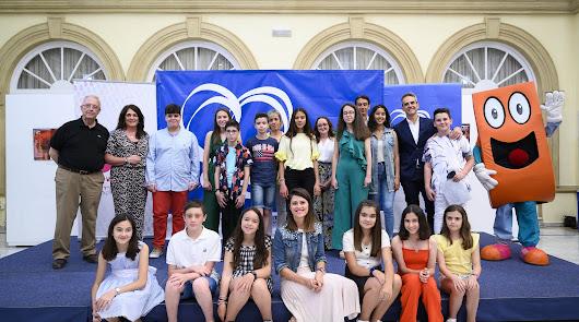 Más de 700 escolares se suman al VI concurso Almería juega limpio