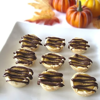 Pumpkin Pie Bites (Treats For Co-Irkers)