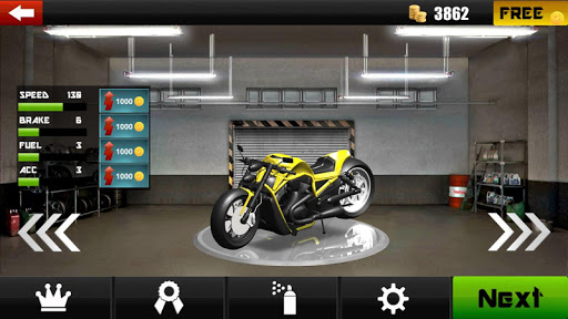 Traffic Moto 3D 1.6 Screenshots 1