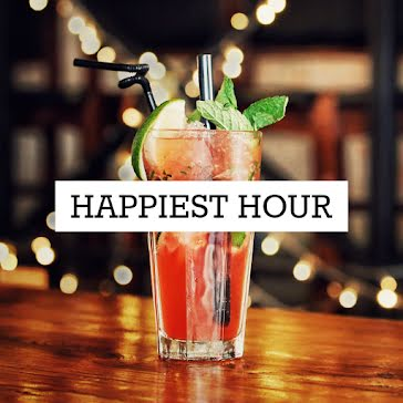 Happiest Hour - Instagram Post Template