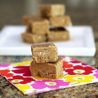 Brown Sugar Fudge.