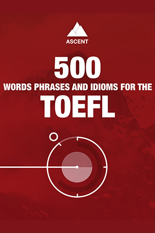 500 Words Phrases and Idioms