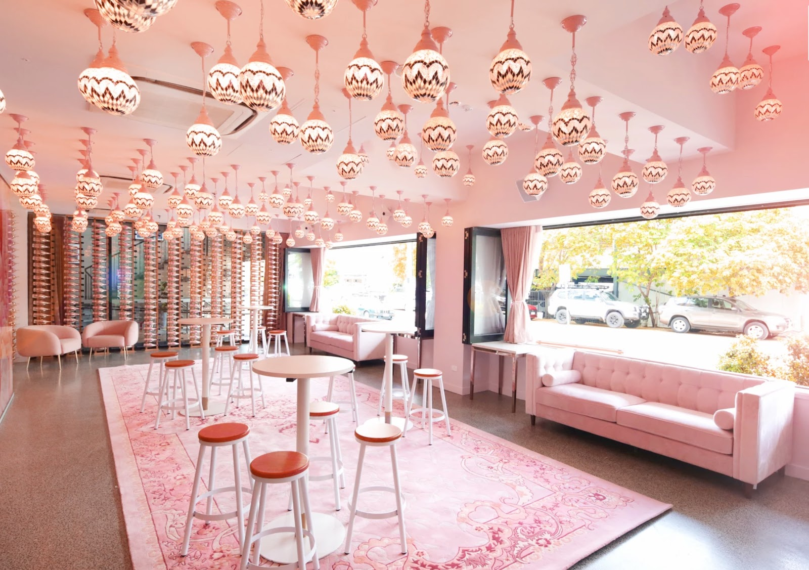 Instagrammable Pink Themed Rose Room Cafe Opens In Fortitude Valley Fortitude Valley News