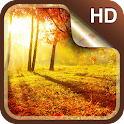 Autumn Live Wallpaper HD icon