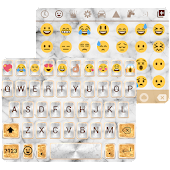 Simple Emoji Keyboard Theme