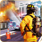 FireFighter City The Real Hero