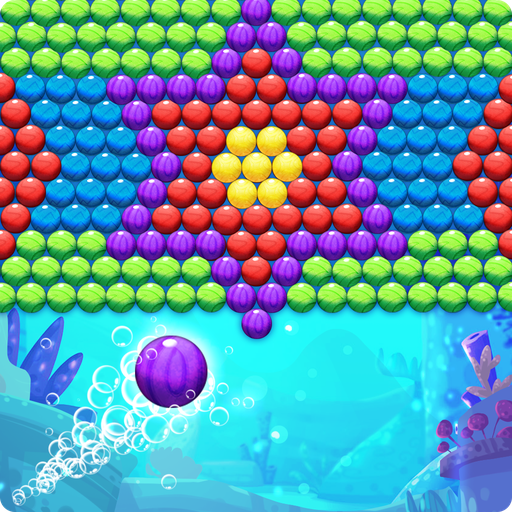 Bubble Shooter Water 街機 App LOGO-硬是要APP