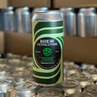 Kashmir - Norwegian Pale Ale 4.5% - Tall Can