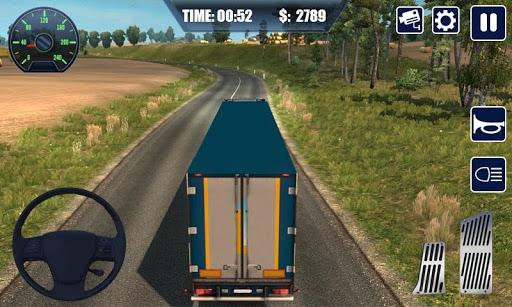 Real Truck Simulator Transport Lorry 3D 1.02 Cheat screenshots 1