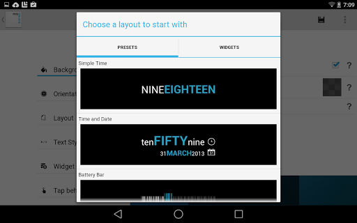 Minimalistic Text  screenshot 10