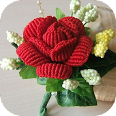 The Beautifful Crochet Flowers