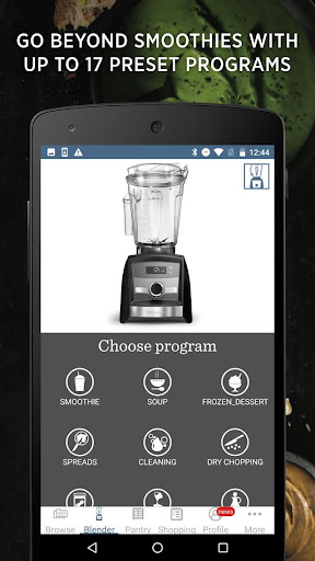Vitamix Perfect Blend Apk 2