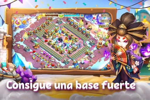 Castle Clash: Epic Empire ES 1.7.51 screenshots 12