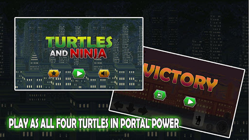 Ninja and Turtle: Turtle Power|玩動作App免費|玩APPs