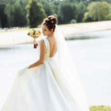 Wedding photographer Natalya Lapkovskaya (lapulya). Photo of 31.10.2017