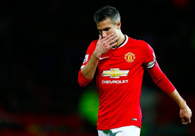 Divorce en vue entre Manchester United et Van Persie?